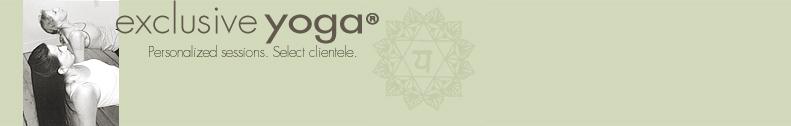 The Exclusive Yoga logo