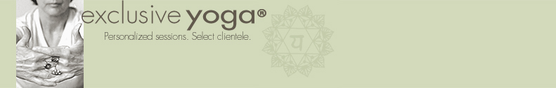 The Exclusive Yoga logo